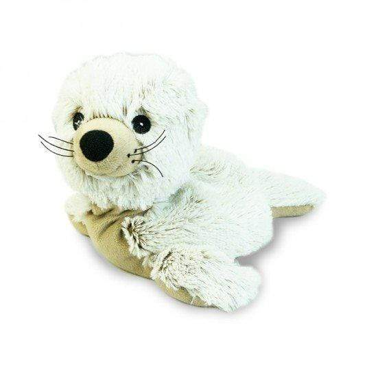 Warmies Plush Stuffed Animal - Seal