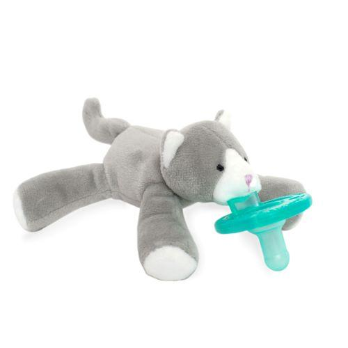 WubbaNub Pacifier - Grey Kitten