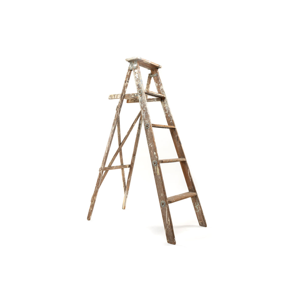 Paint Splattered Ladder