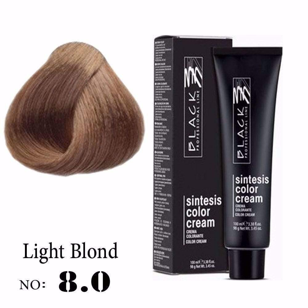 Hair color, Hair coloring, Ammonia, Light blond hair color, 8.0 hair color