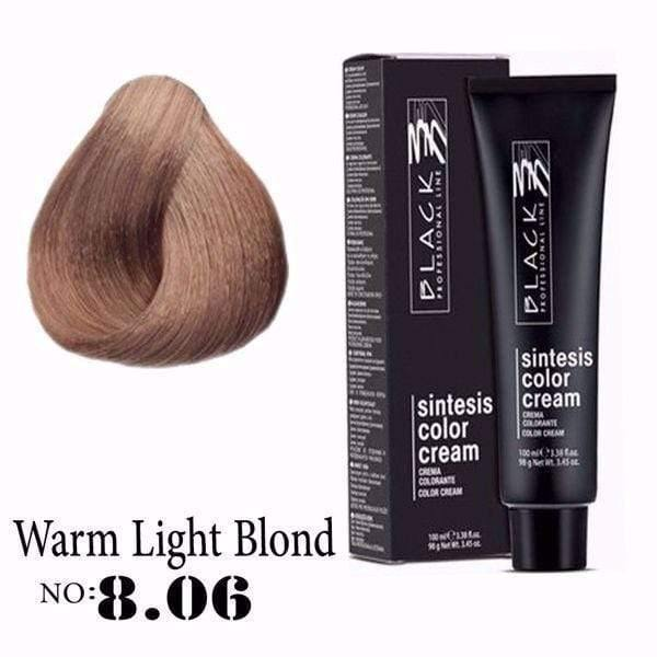 Hair color, Hair coloring, Ammonia, Light blond hair color, 8.06 hair color