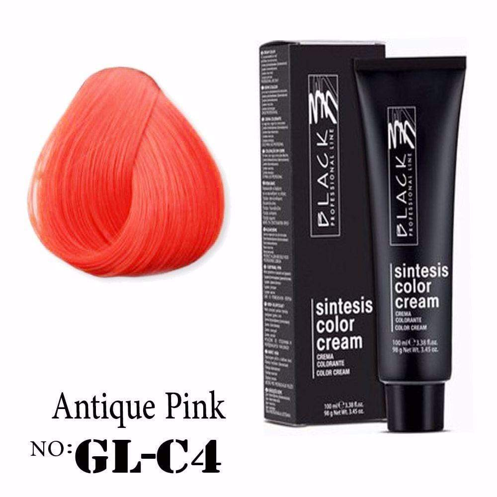 Hair color, Hair coloring, Ammonia, Antique pink hair color, GLC4 hair color