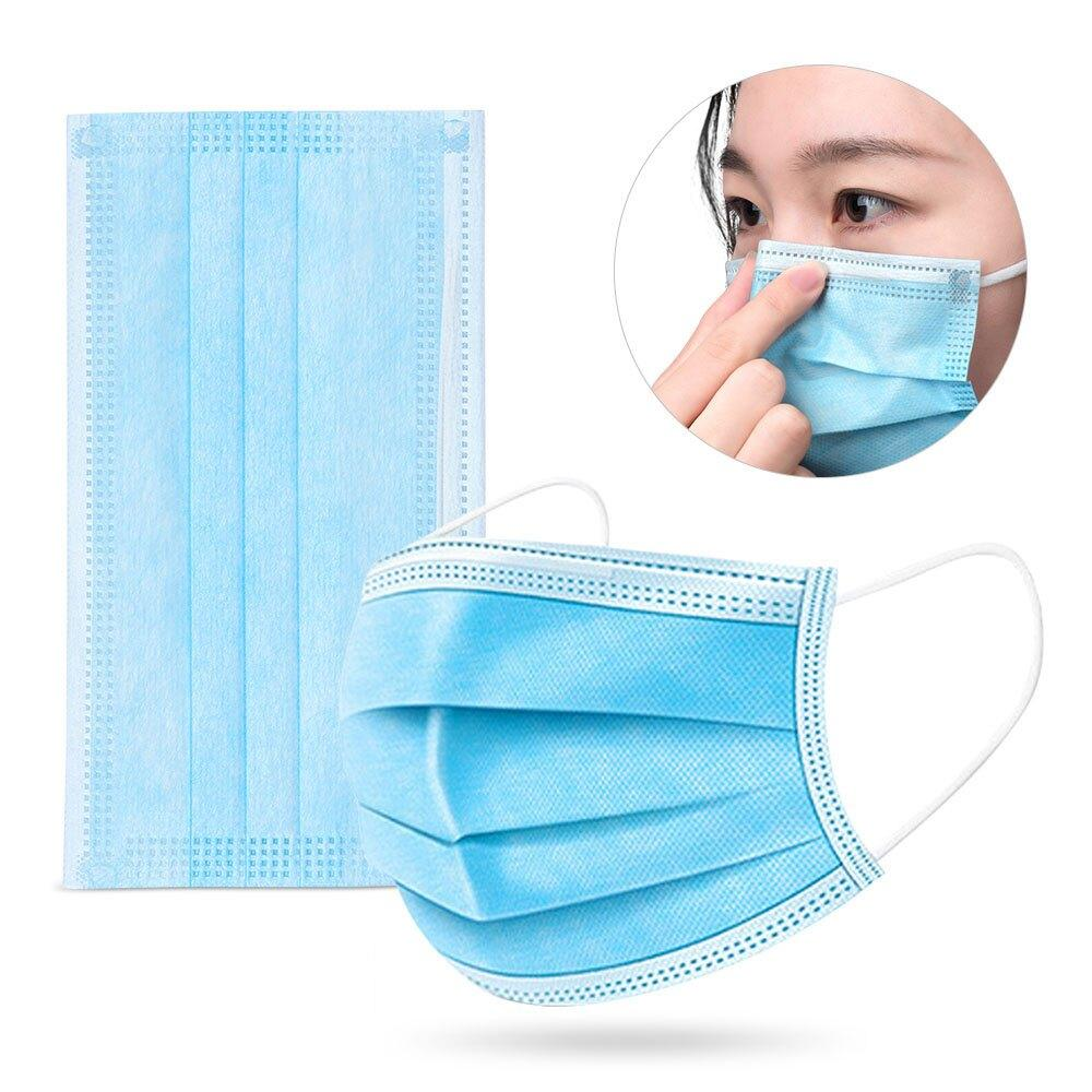 Face mask, Mask, Disposable mask, 3 ply mask, 3 layer face mask