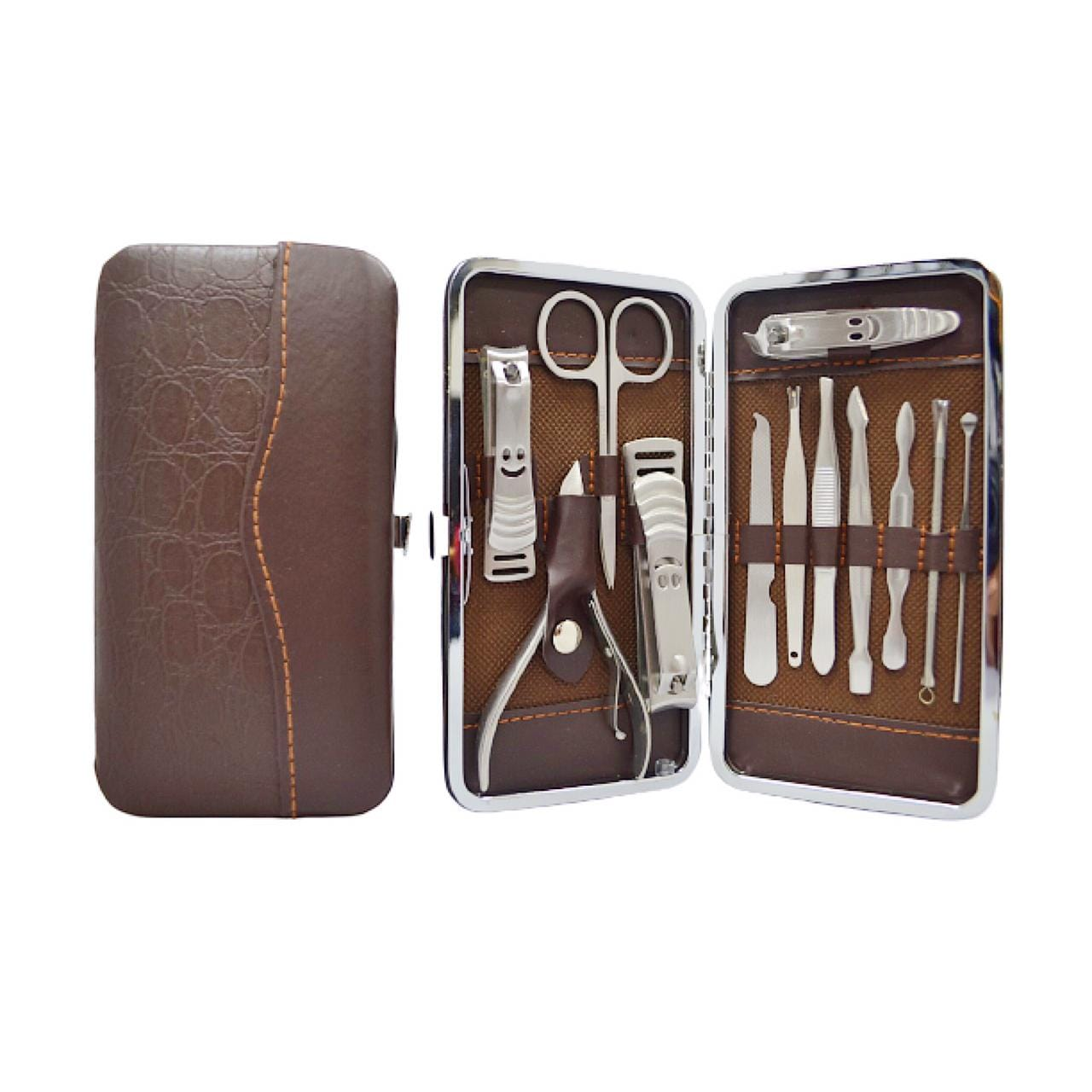 Globalstar Professional 12 in 1 Manicure Set - 1228B