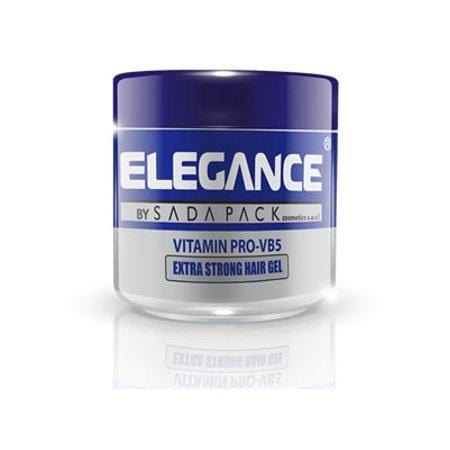 Elegance Extra Strong Hair Gel |Scented Hair Gel | Vitamin Pro Vb5 Gel 250ML