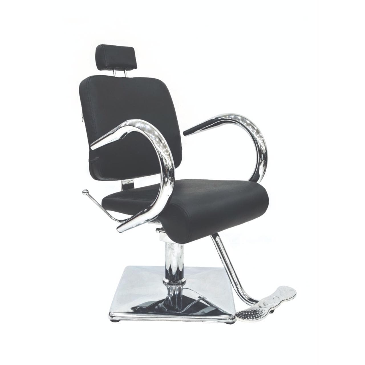 Black- Professional Hydraulic Ladies Chair BS-2669