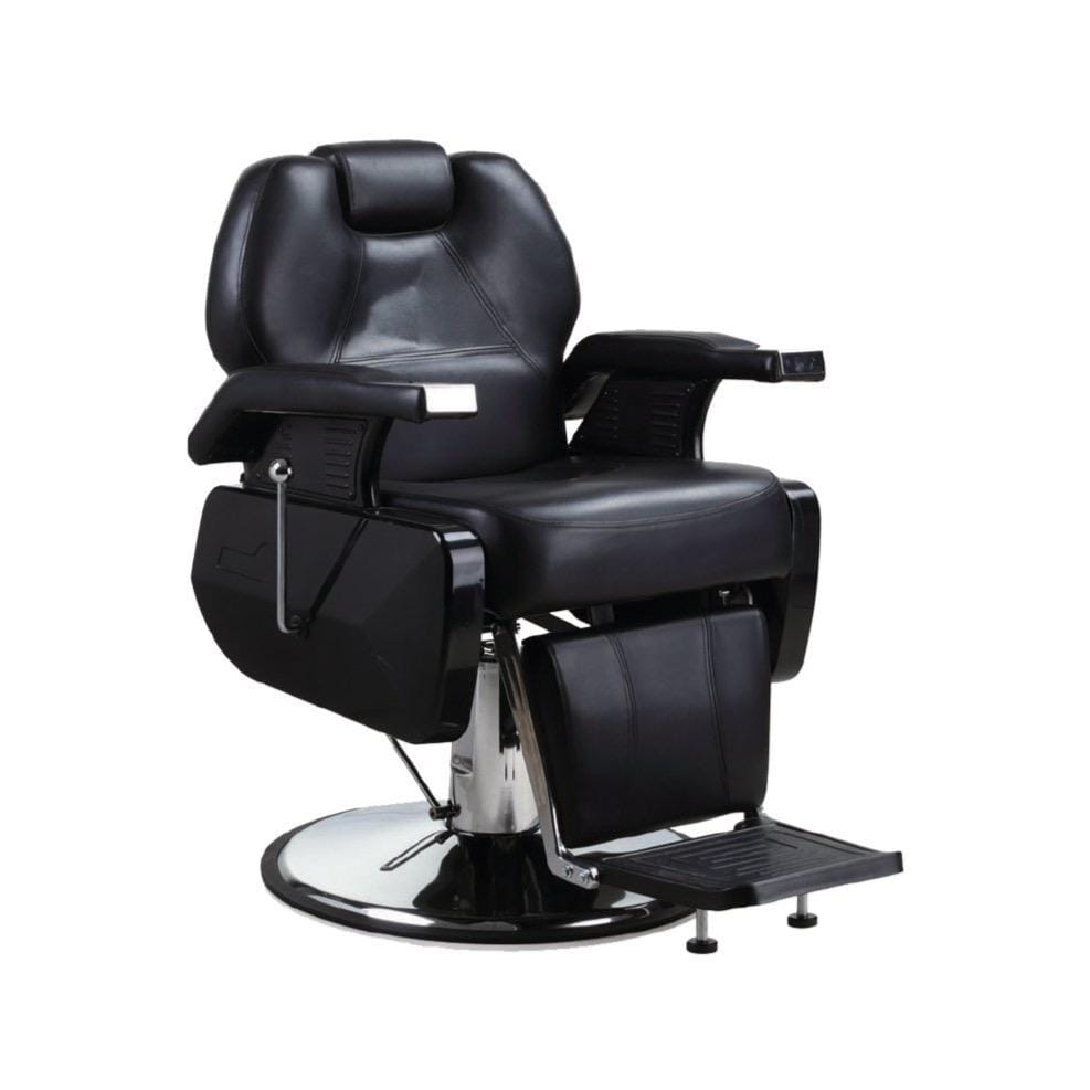 Black Barber Chair 2687