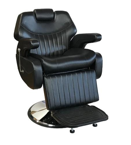 Black Professional Barber Chair - 2689A
