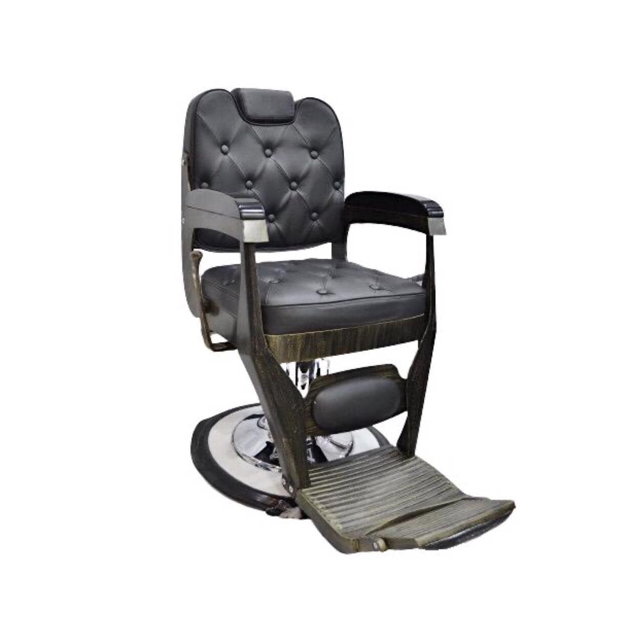 Black Professional Barber Chair BX-2912-2