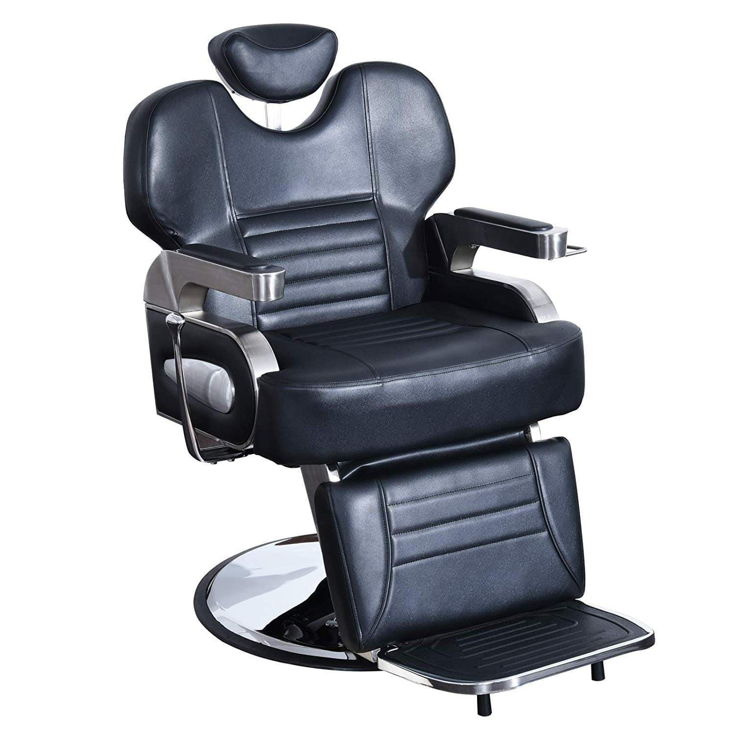 Black Professional Barber Chair BX-2916-1