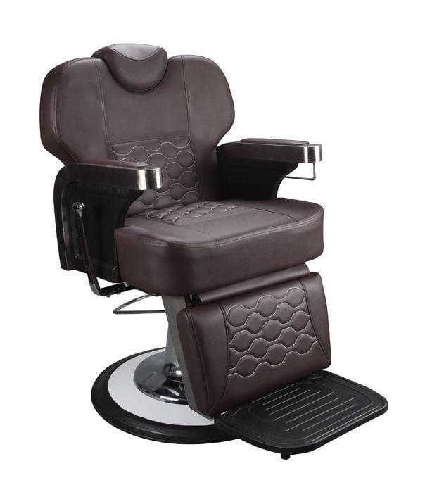 Globalstar Professional Barber Chair Brown BX-2918