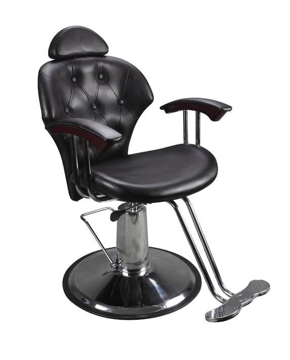 Black -Professional Barber Chair BX-31205-2