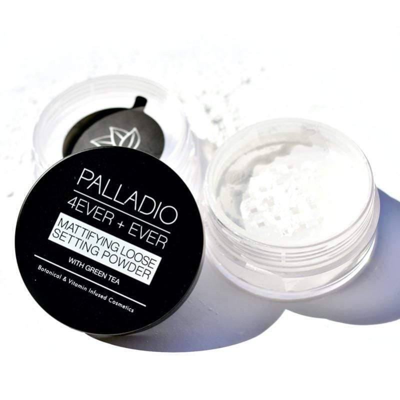 4 EVER + EVER Mattifying Loose Setting Powder - Palladio