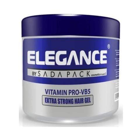 Elegance Extra Strong Hair Gel |Scented Hair Gel | Vitamin Pro Vb5 Gel