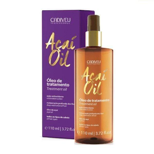 Acai oil, Acai treatment, Hair serum, Hair care, Hair treatment