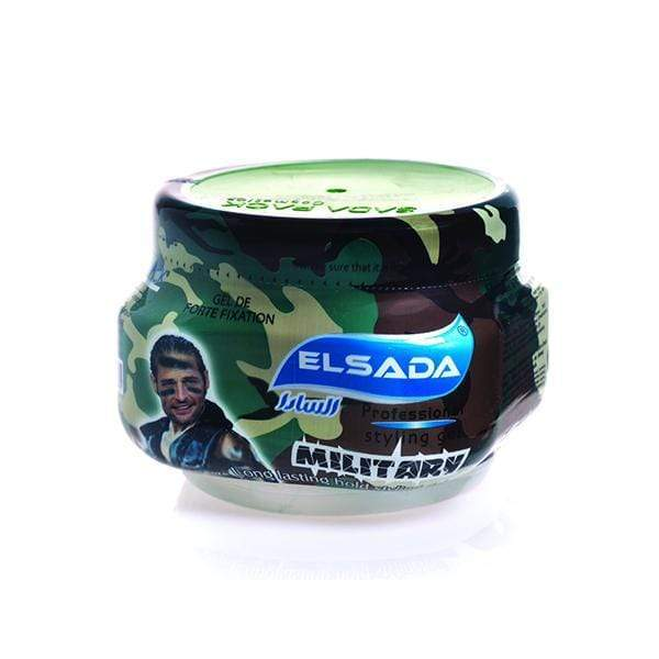 Elsada hair gel Military 500ml