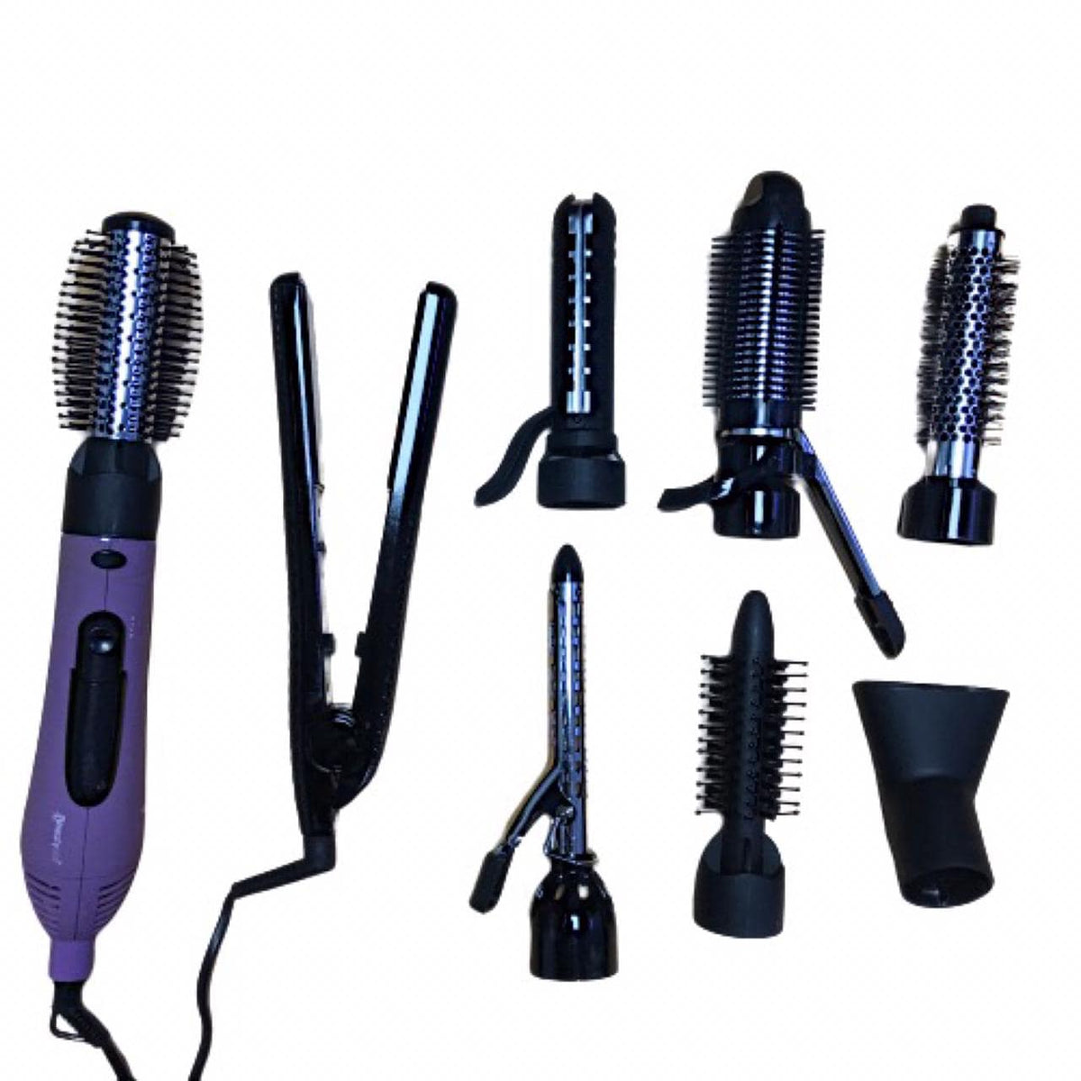 Beautystar 10 in 1 Hair Care Set - BS1595