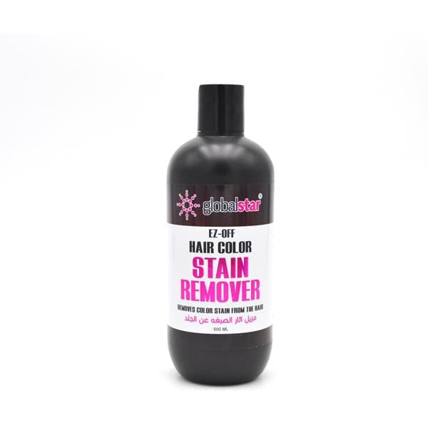 Globalstar EZ-OFF Hair Color Stain Remover 500 ML