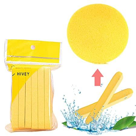 Disposable Compressed Facial Sponge Stick 1x12 - DSF2240