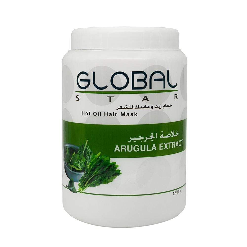 Globalstar Hot Oil Hair Mask Arugula Extract 1500ml