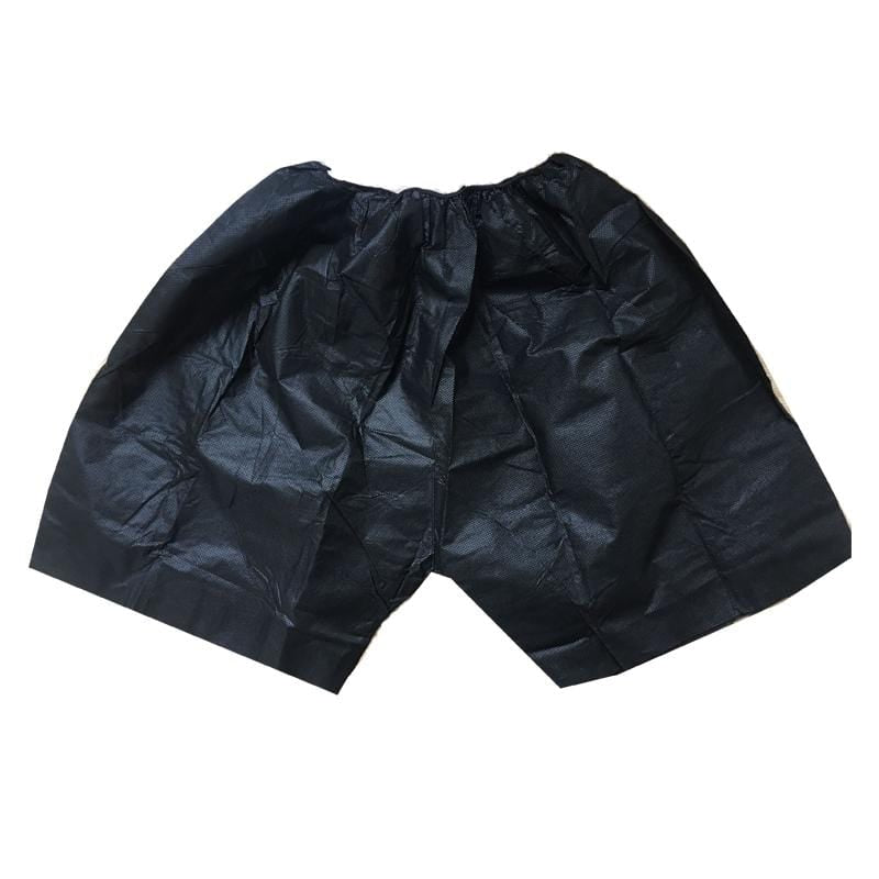 Black Disposable Shorts 1pc WS-1005