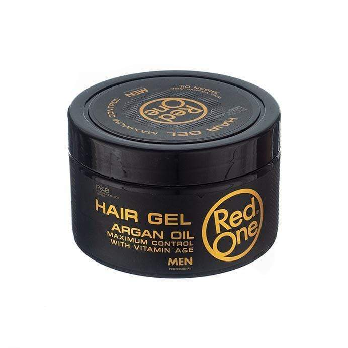 RedOne Hair Gel Gold With Argan Oil 450 ml