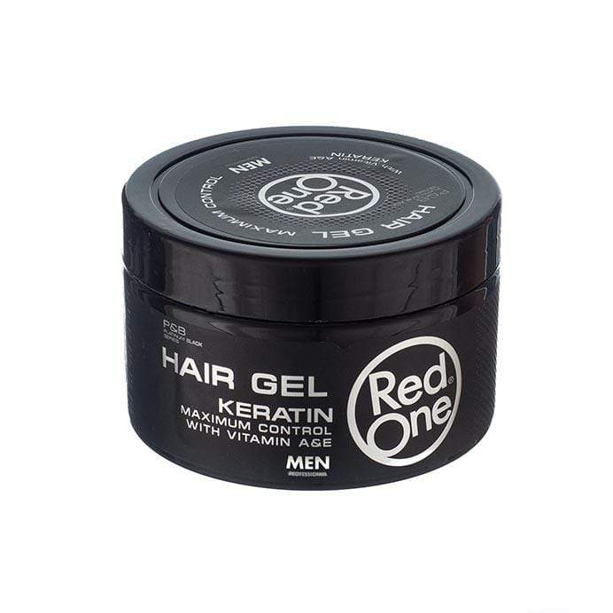 RedOne Keratin Hair Gel Silver 450 ml