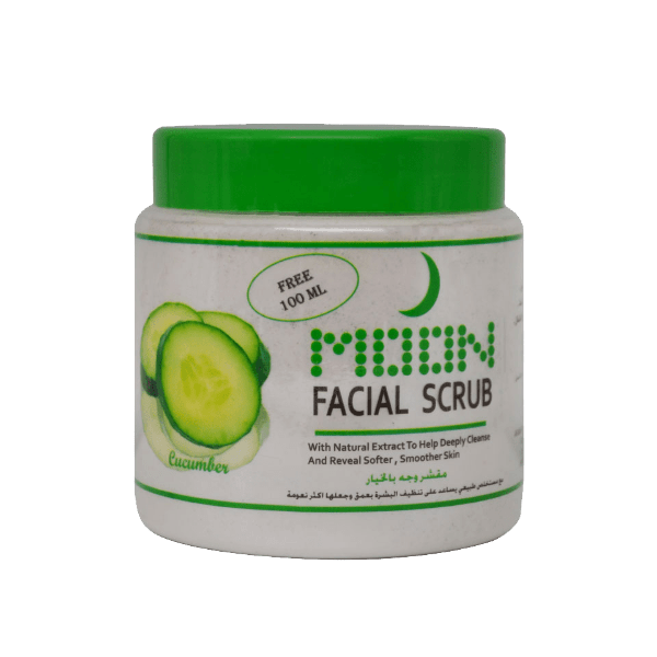 Moon Facial Scrub