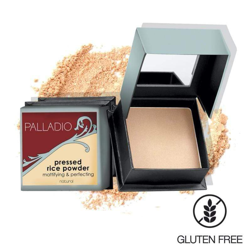 Palladio Rice Pressed Powder
