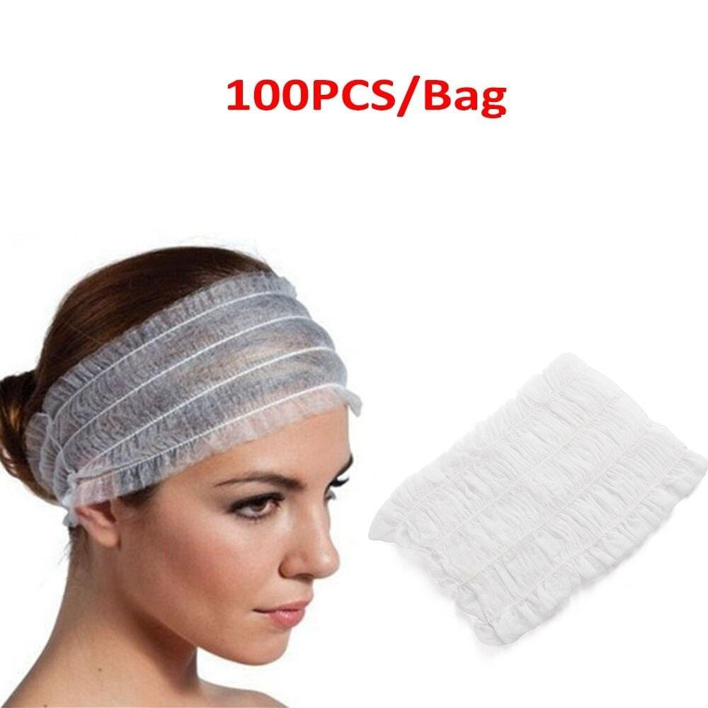 Globalstar Disposable Stretchable Headband 100pcs STB-300