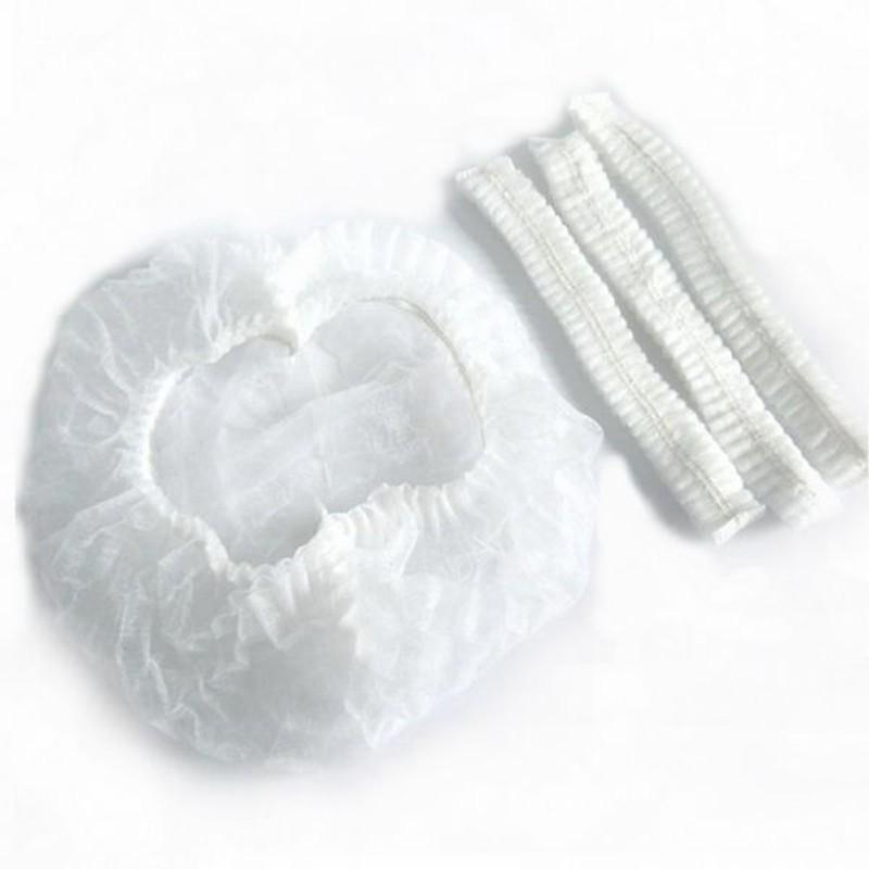 Globalstar Disposable Hairnet Cap 100pcs STB-400