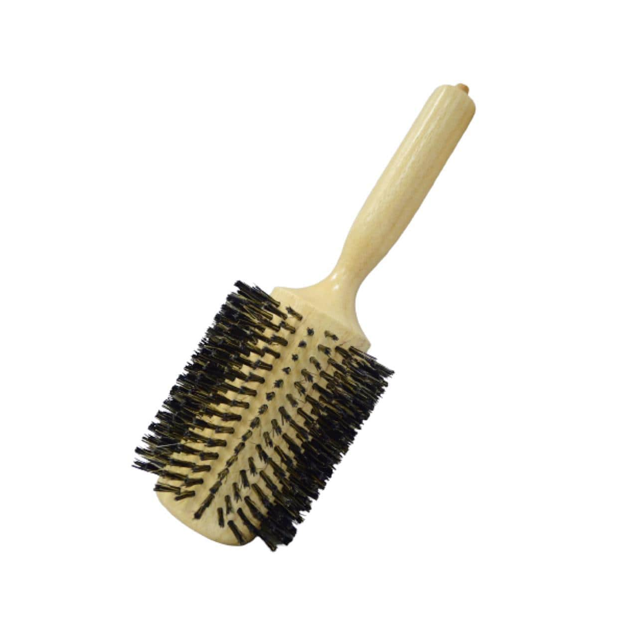 Globalstar Boar Bristle Wood Roll Brush WB919-24