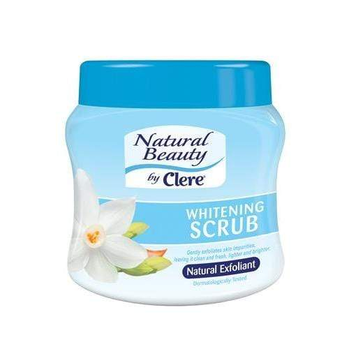 Natural Beauty by Clere Whitining Scrub 500 ML
