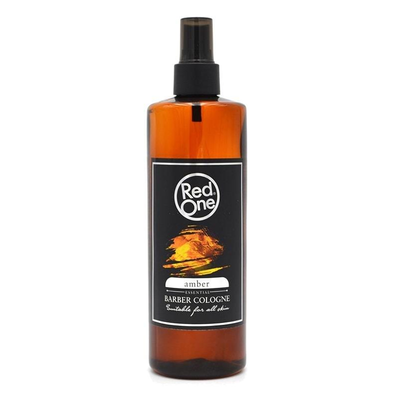 RedOne After Shave Essential Cologne Spray Amber - 400ml