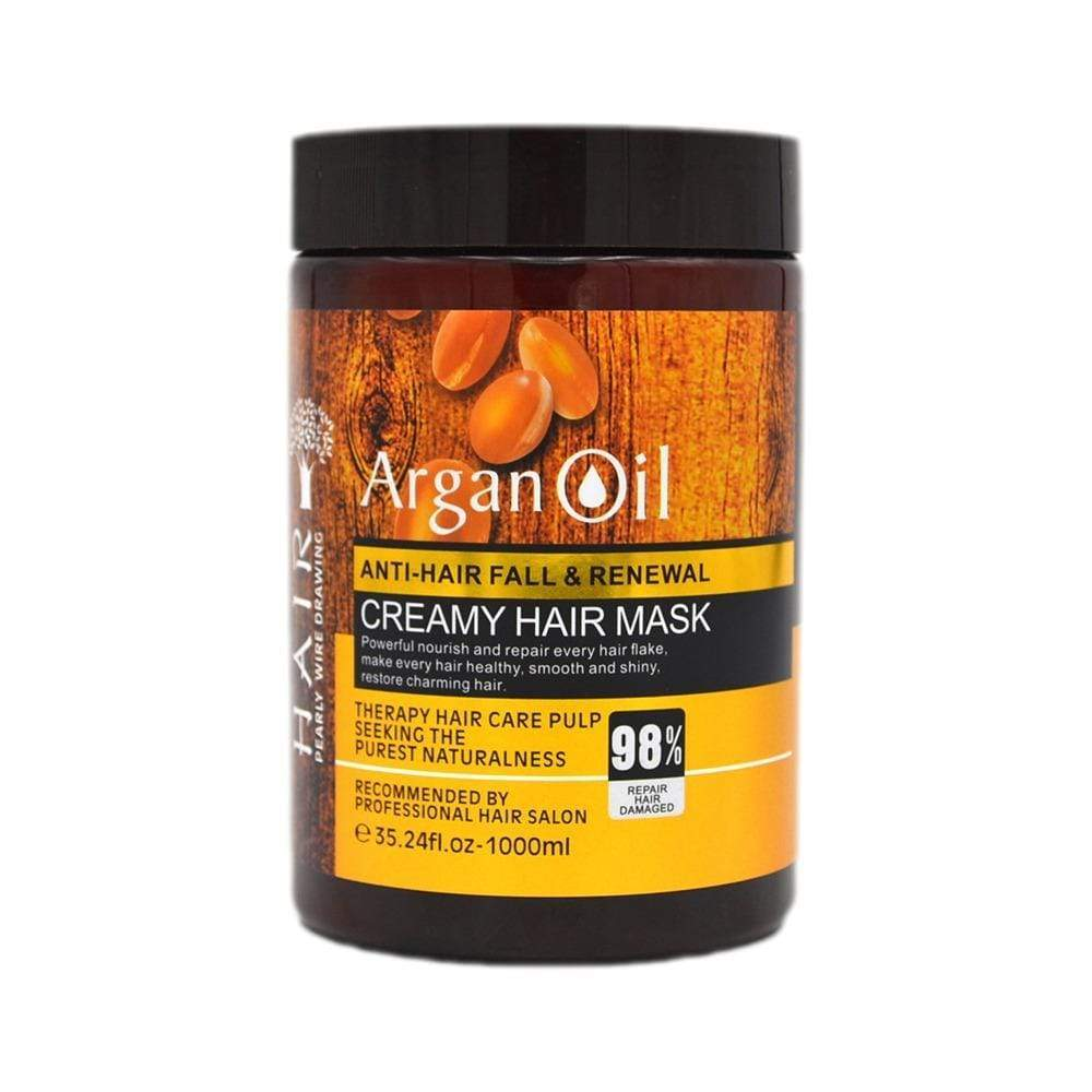 Argan, Argan Mask, Hair care, Hair treatment, Argan oil, Hair mask