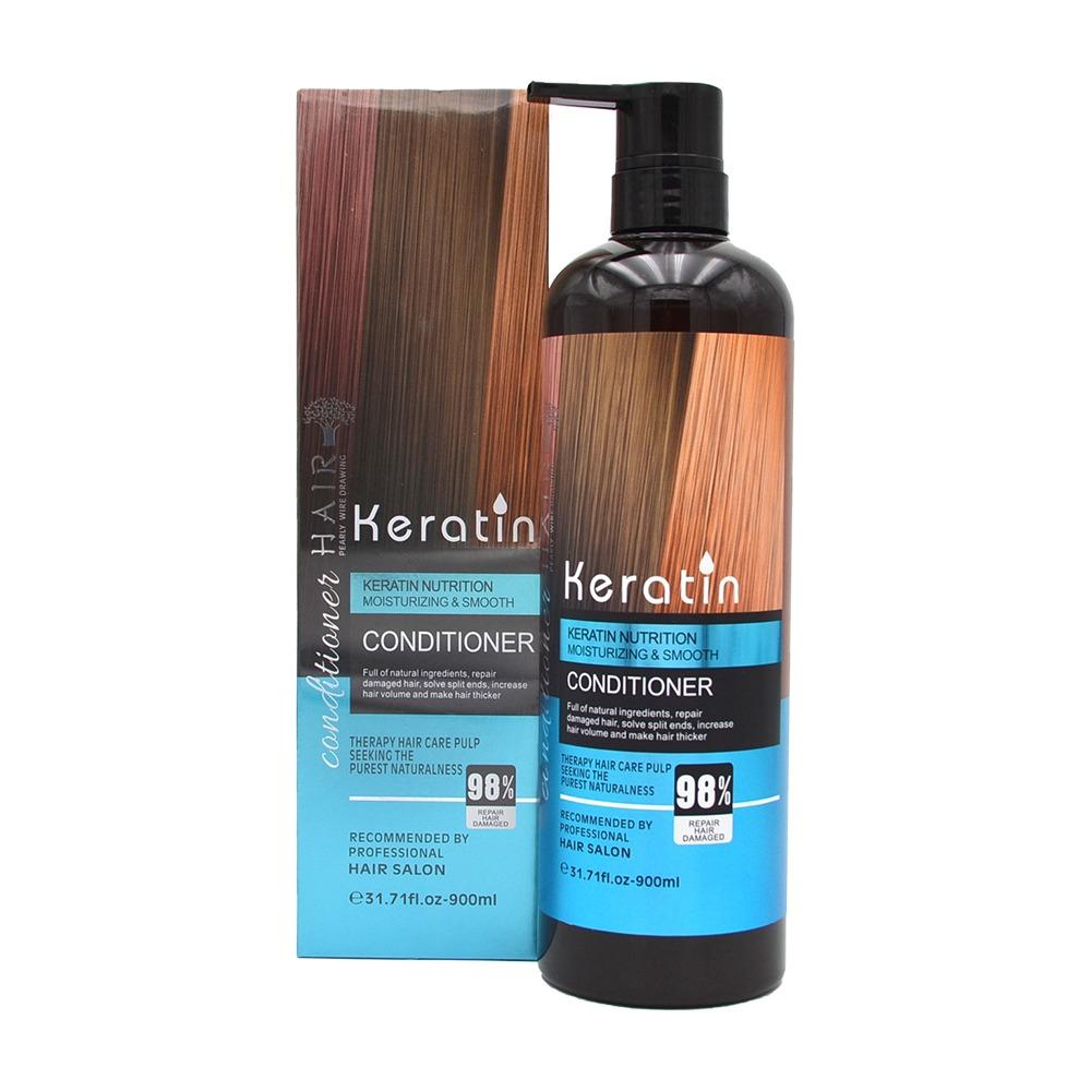 Keratin conditioner, Daily conditioner, Hair conditioner, Hair care