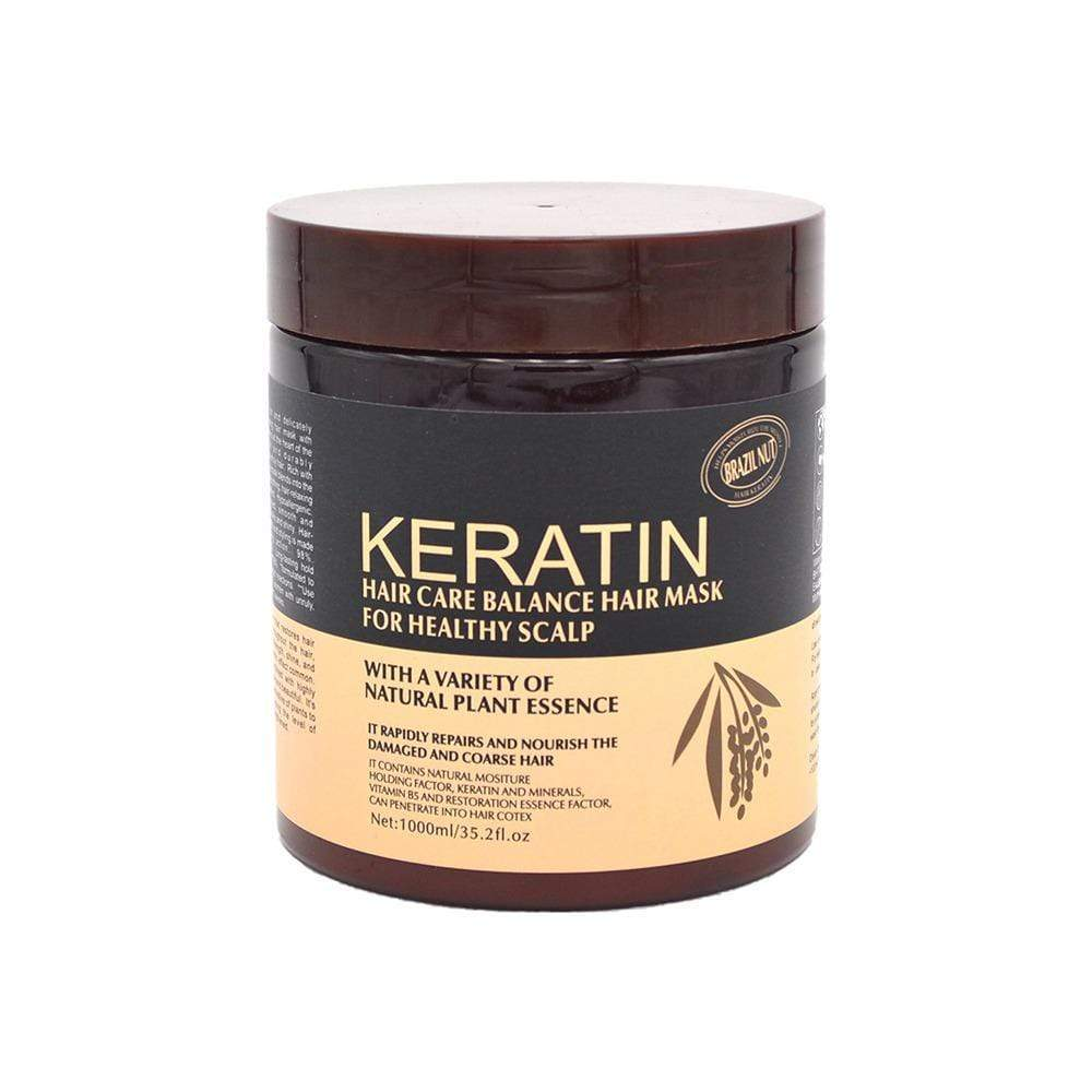 Keratin, Keratin hair mask, Hair mask, Brazil nut hair mask