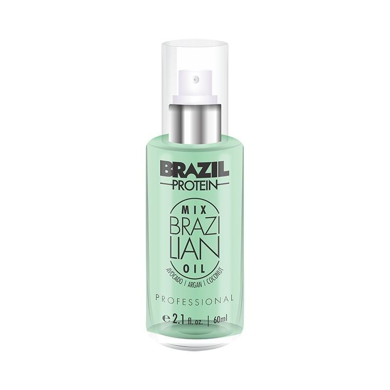 Mix Brazilian Oil- Avocado, Argan, Coconut Oils 60 ml