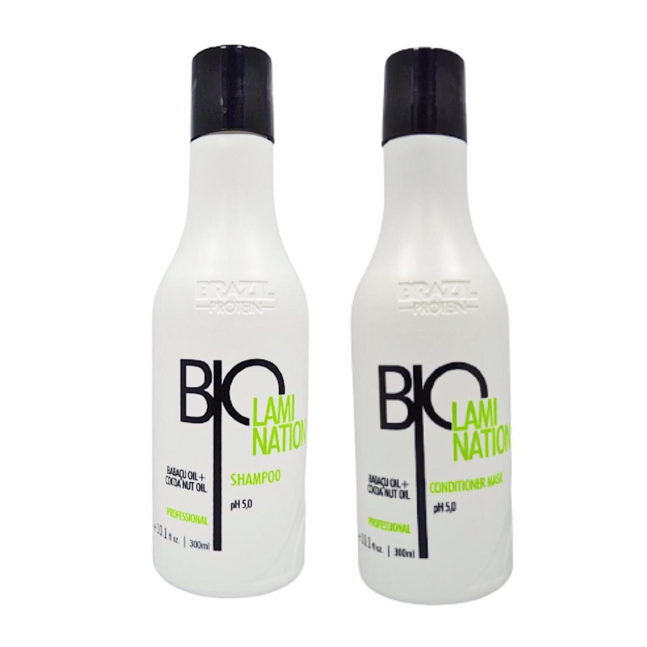 Brazil Protein Bio Lamination After Care Set 2 x 300ml