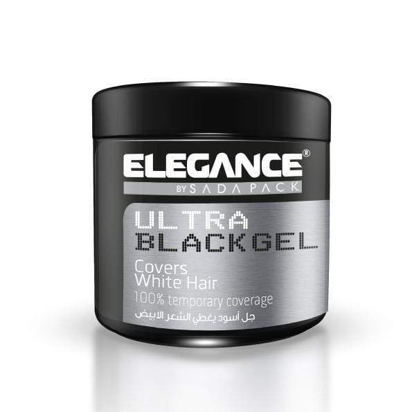 Elegance Ultra Black Gel 250ml