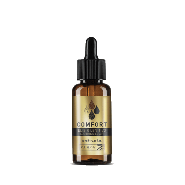Black Comfort Soothing Elixir Serum