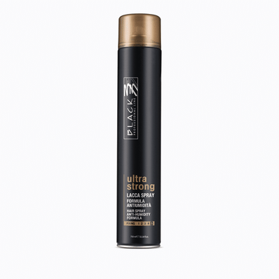 Black Hair Spray - Ultra Strong