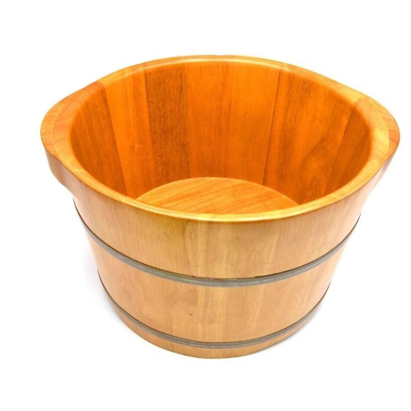 Globalstar Wooden Pedicure/Spa Basin - F813H