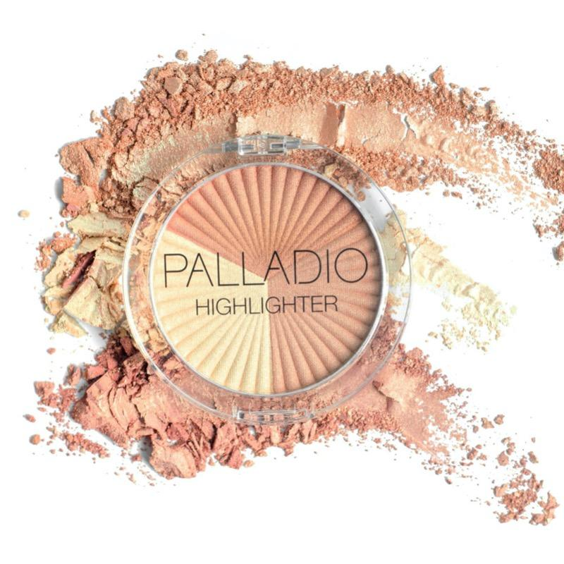 Sunkissed Highlighter - Palladio