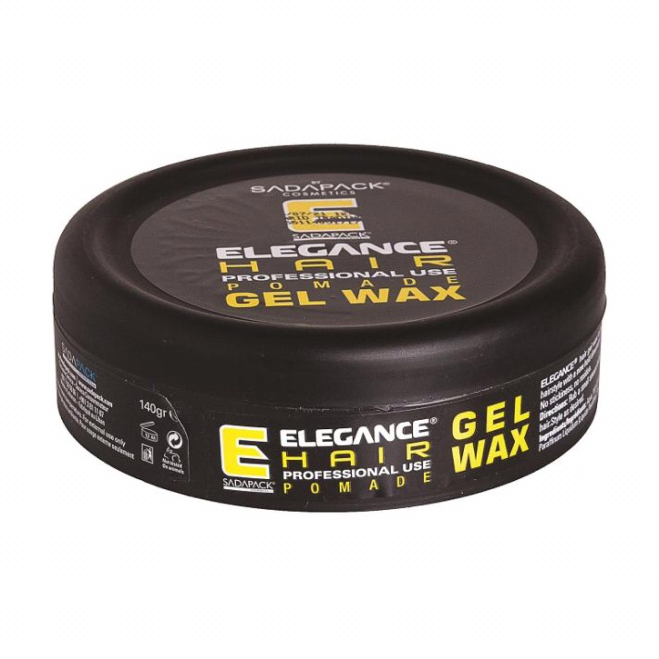 Hair wax, Gel wax, Hair pomade, Hair styling