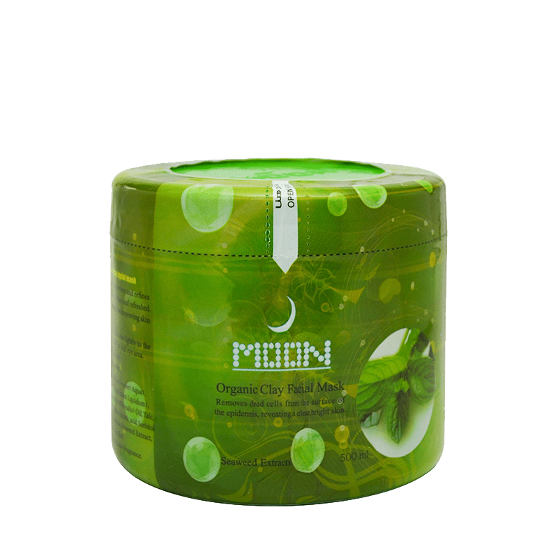 Moon Mint Clay Facial Mask