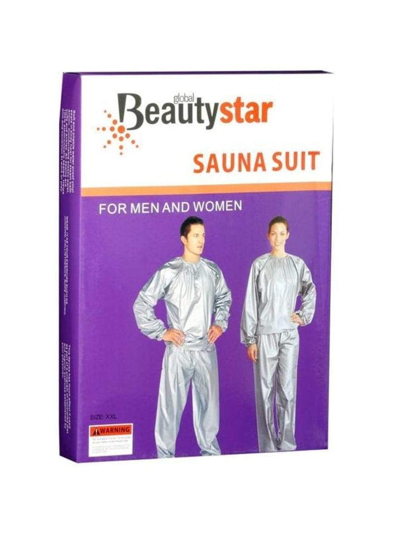 Sauna Suit, Weight loss, Diet