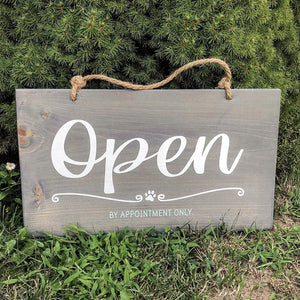 Open/Closed Business Sign