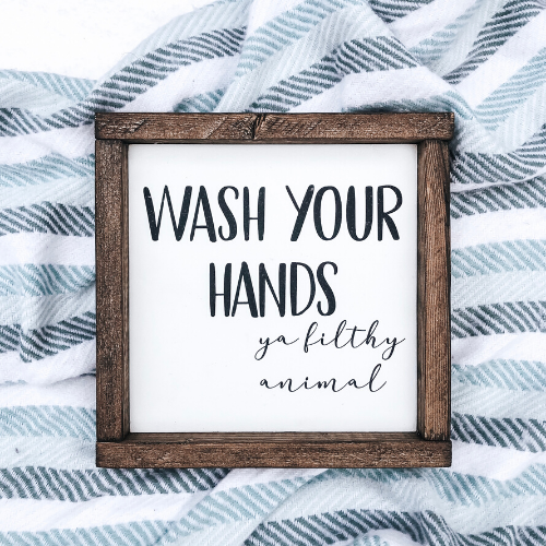 Wash Your Hands (10