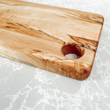 Spalted Maple Cheese Board